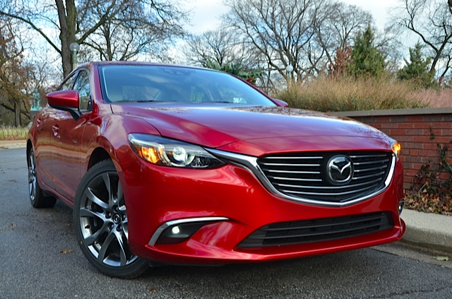 Best Snow Tires >> 2016 Mazda6 Grand Touring Review By Larry Nutson