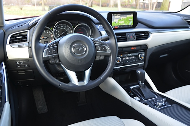 2016 Mazda6 Grand Touring Review By Larry Nutson
