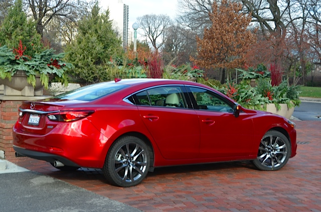 2016 mazda6 grand touring review by larry nutson. Black Bedroom Furniture Sets. Home Design Ideas