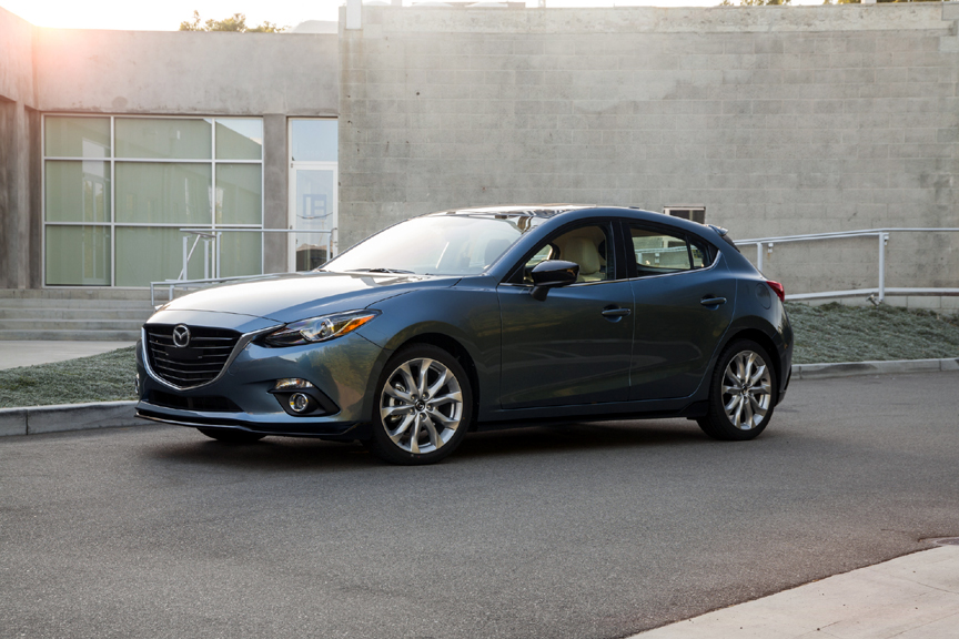 2016 Mazda Mazda3 S 5 Door Grand Touring Review By Carey Russ