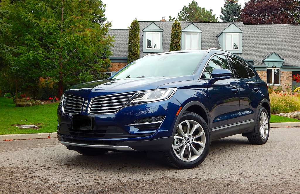 2016 lincoln mkc review by steve purdy video. Black Bedroom Furniture Sets. Home Design Ideas