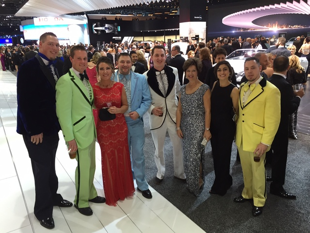 2016 detroit auto show charity preview for How to buy a car from charity motors