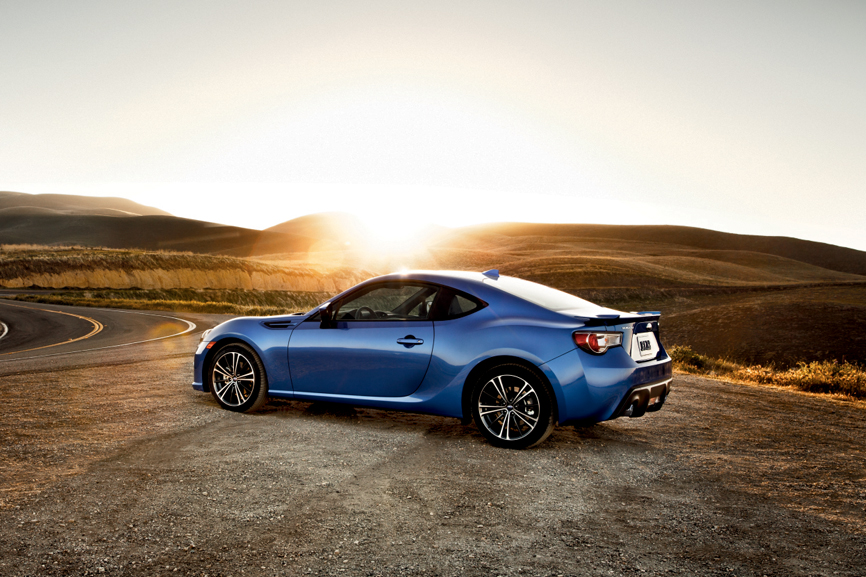 2016 subaru brz series hyperblue review by carey russ. Black Bedroom Furniture Sets. Home Design Ideas