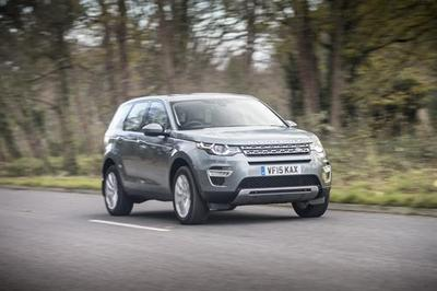 land rover discovery sport takes 4x4 prize in businesscar awards. Black Bedroom Furniture Sets. Home Design Ideas