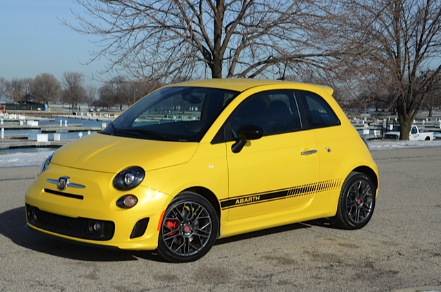 2016 Fiat 500 Abarth Small But Wicked Review By Larry