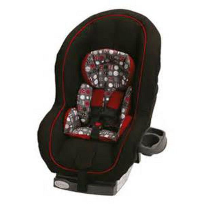 Ready Ride Convertible Car Seat