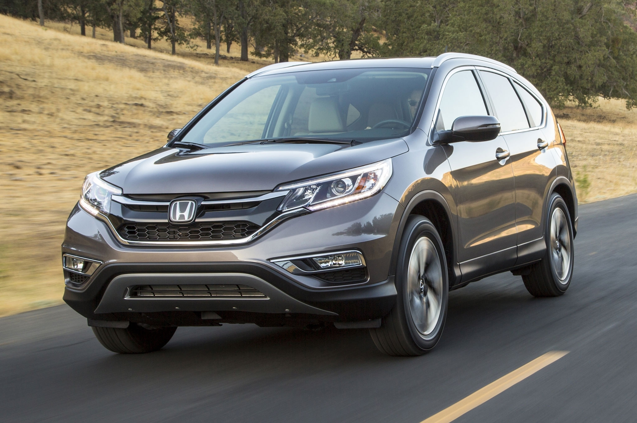 HEELS ON WHEELS: 2016 HONDA CR-V REVIEW
