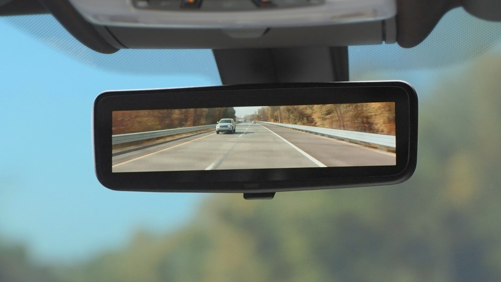 Rear View Mirrors Rethought - Gentex's Electronic Full ...