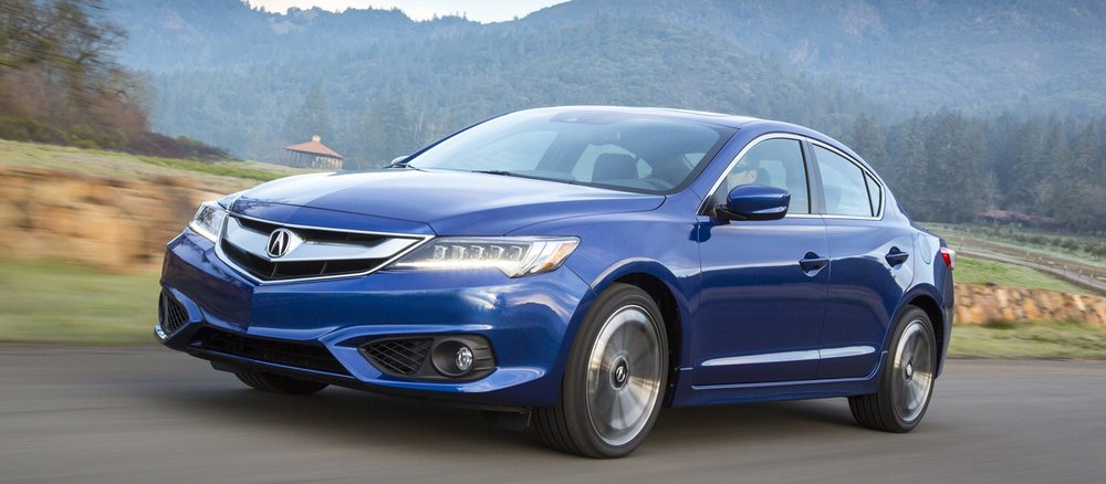HEELS ON WHEELS: 2016 ACURA ILX REVIEW