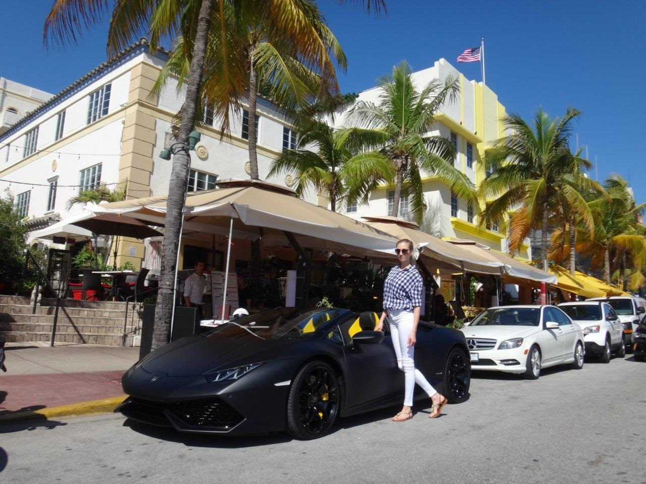 Open Season In Miami 2016 Lamborghini Huracan Spyder