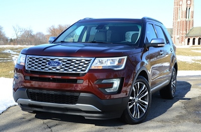 2016 ford explorer review by larry nutson. Black Bedroom Furniture Sets. Home Design Ideas