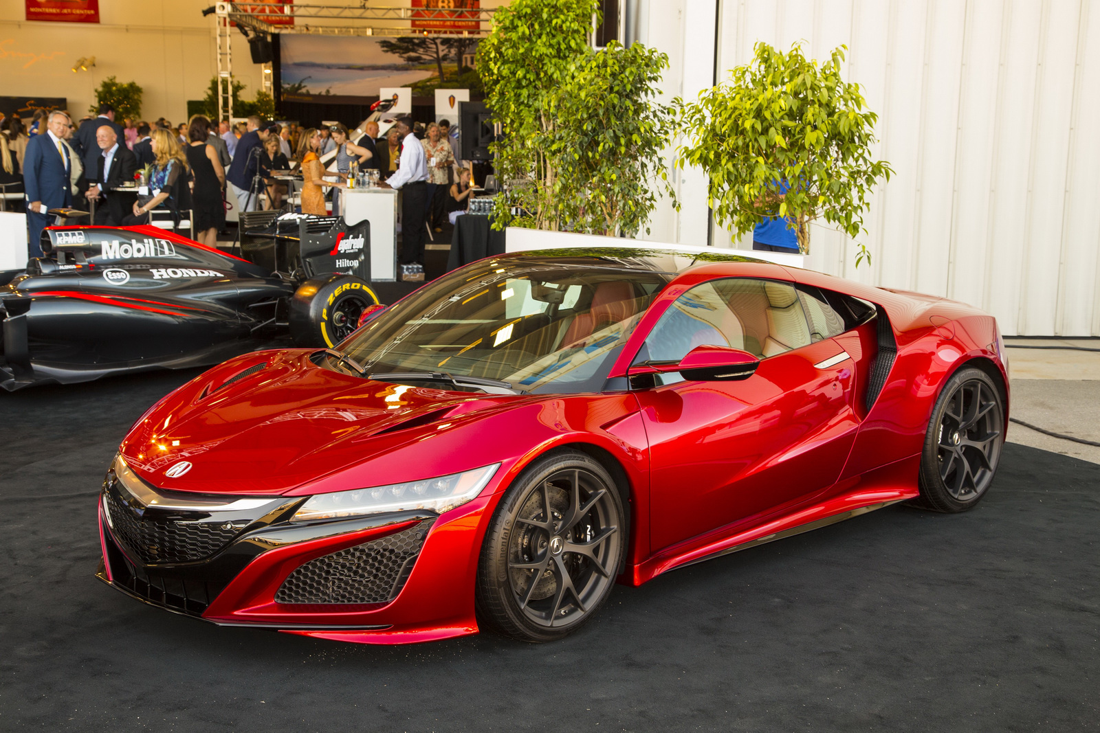 build your personalized acura nsx with online vehicle