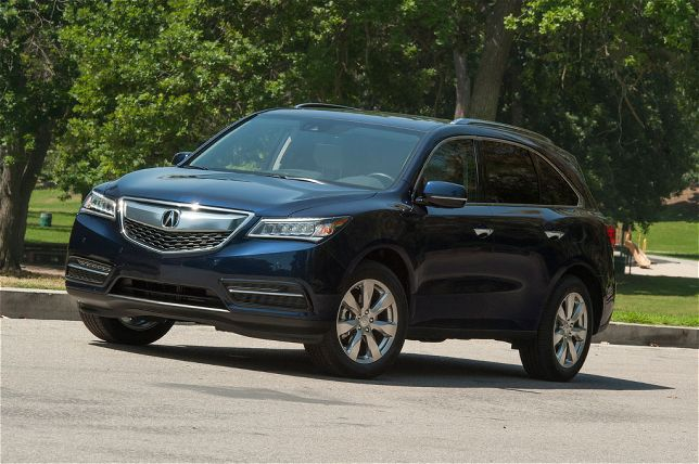 2016 acura mdx sh awd review by john heilig video. Black Bedroom Furniture Sets. Home Design Ideas