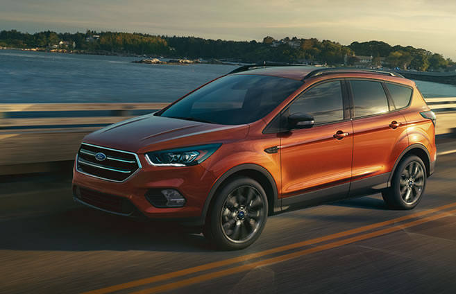heels  wheels  ford escape review
