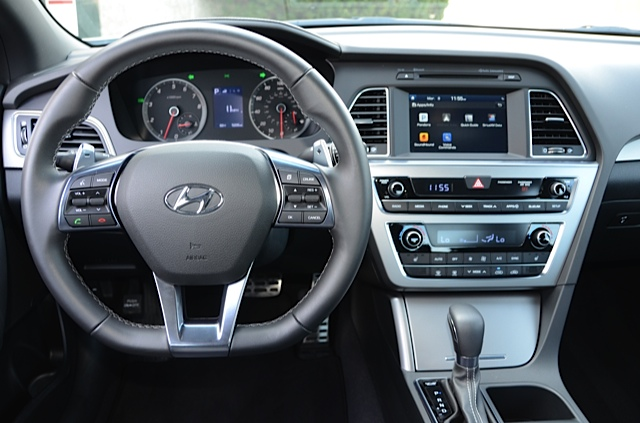 2016 Hyundai Sonata Sport 2 0t Select To View Enlarged Photo