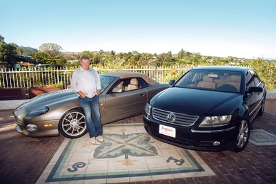 craig jackson 39 s barrett jackson palm beach auction to feature two cars owned by actor william. Black Bedroom Furniture Sets. Home Design Ideas