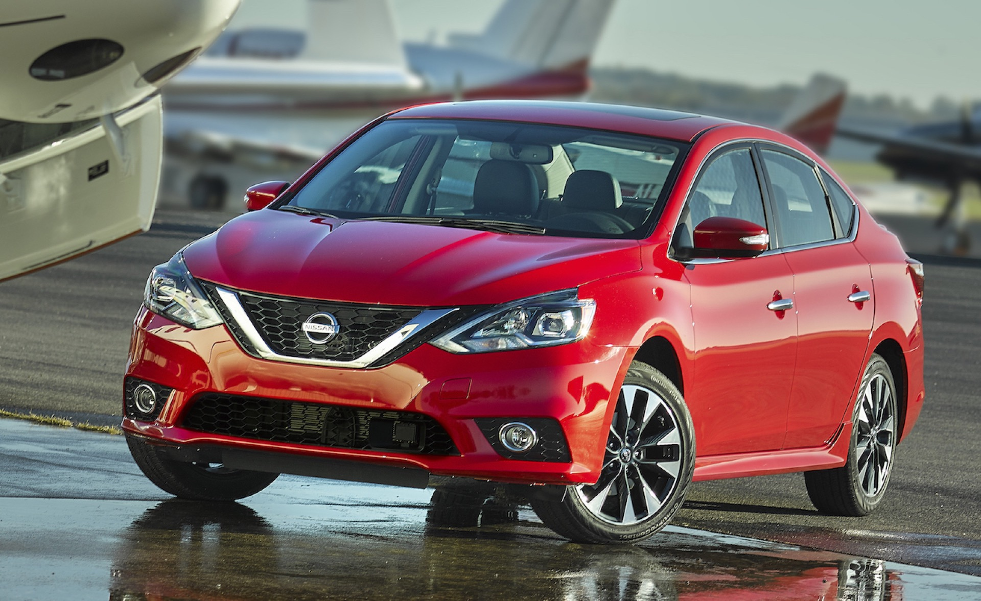 2016 Nissan Sentra Achieves Top Safety Pick Plus Rating By The Insurance Insute For Highway