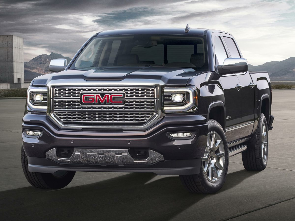 2016 gmc sierra denali gets upmarket ultimate trim 2017 2018 best cars reviews. Black Bedroom Furniture Sets. Home Design Ideas