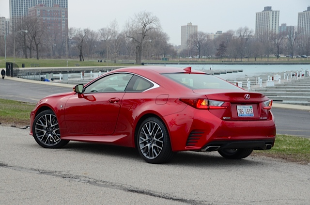 2016 lexus rc 200t review by larry nutson. Black Bedroom Furniture Sets. Home Design Ideas