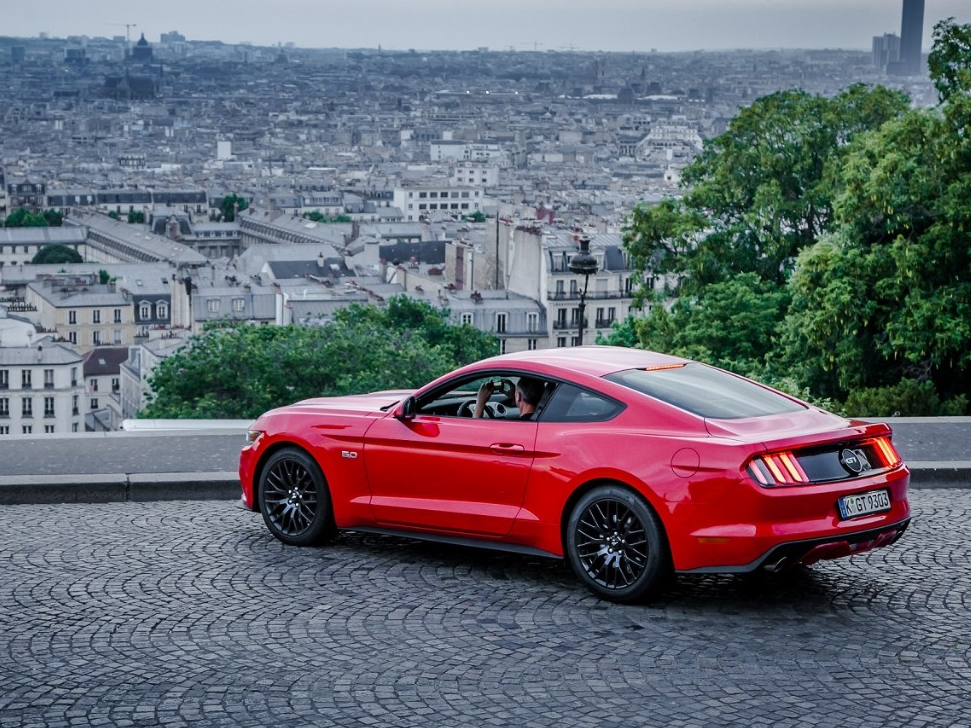 Ford Mustang On Sale In 140 Markets Worldwide +20 Years Of Mustangs