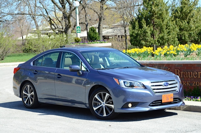2016 subaru legacy windy city review by larry nutson. Black Bedroom Furniture Sets. Home Design Ideas