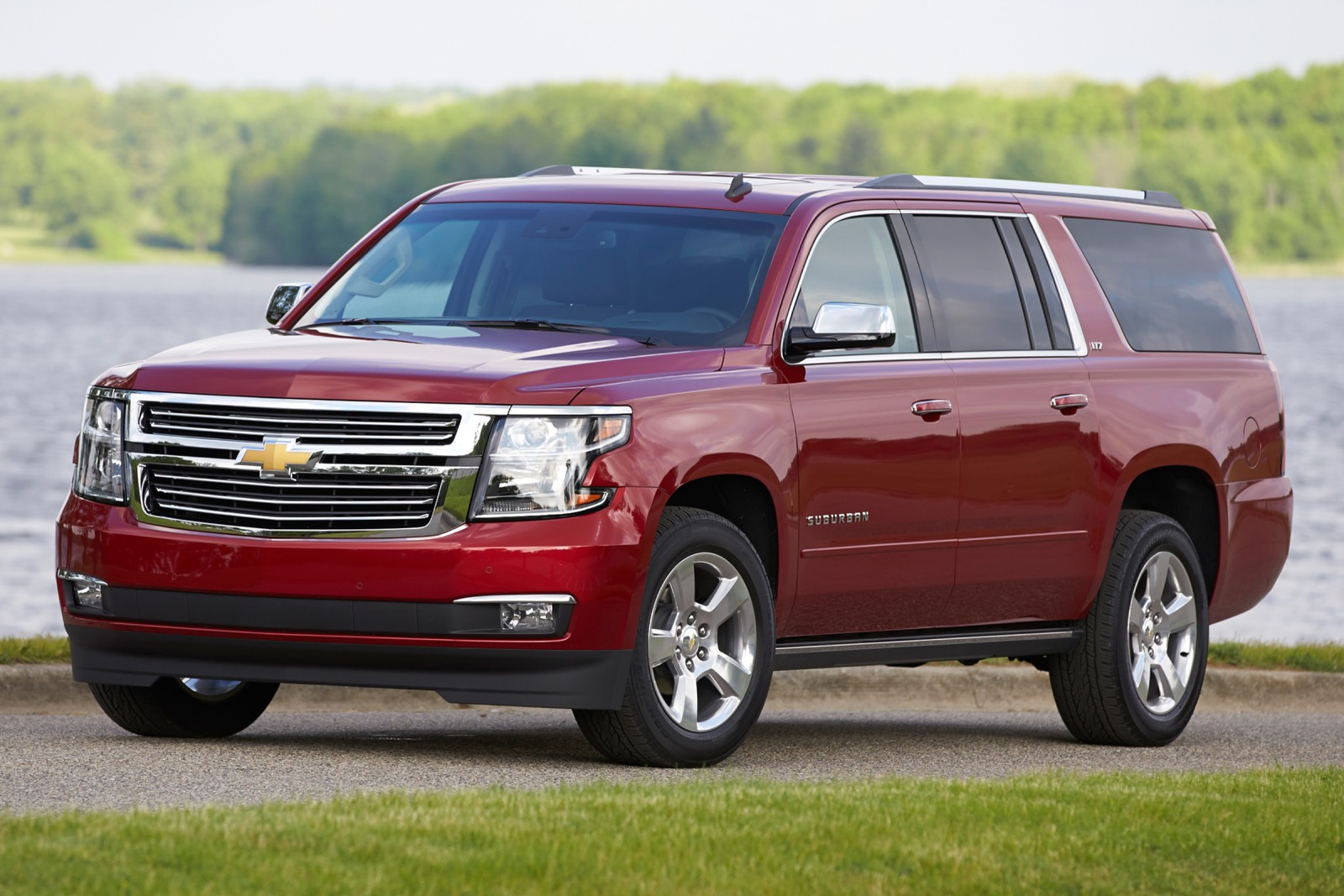 2016 Chevrolet Suburban LTZ 4WD Review By John Heilig