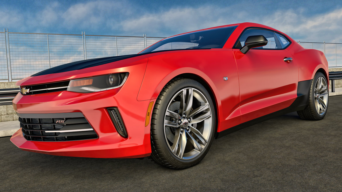 2016 Chevrolet Camaro RS Coupe Review by John Heilig +VIDEO
