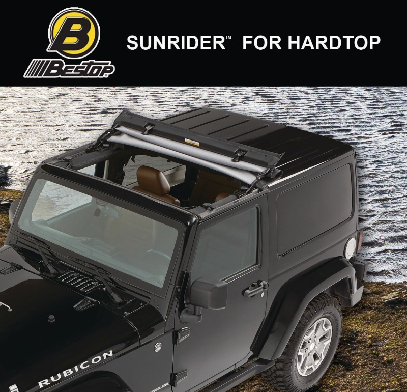 Sunrider For Jeep Hardtop