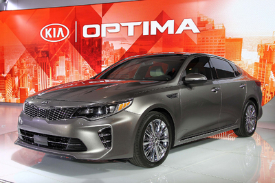 2016 kia optima lx 1 6 turbo review by carey russ video. Black Bedroom Furniture Sets. Home Design Ideas