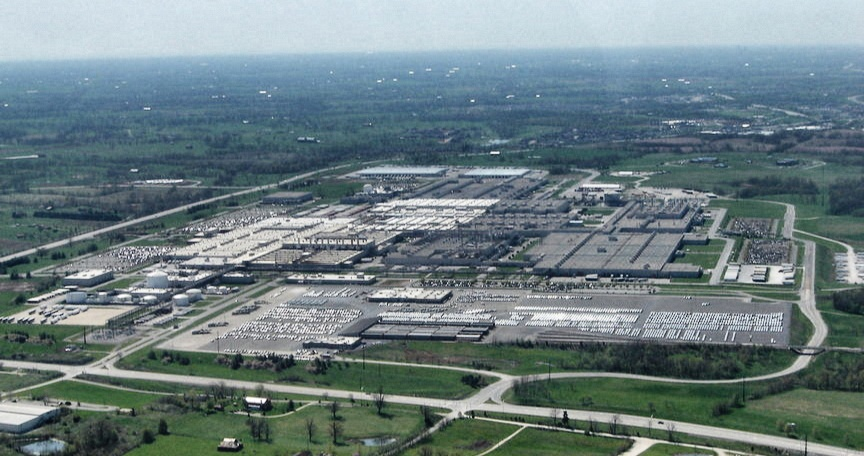 A Great Story Toyota Kentucky Plant 30 Years Later