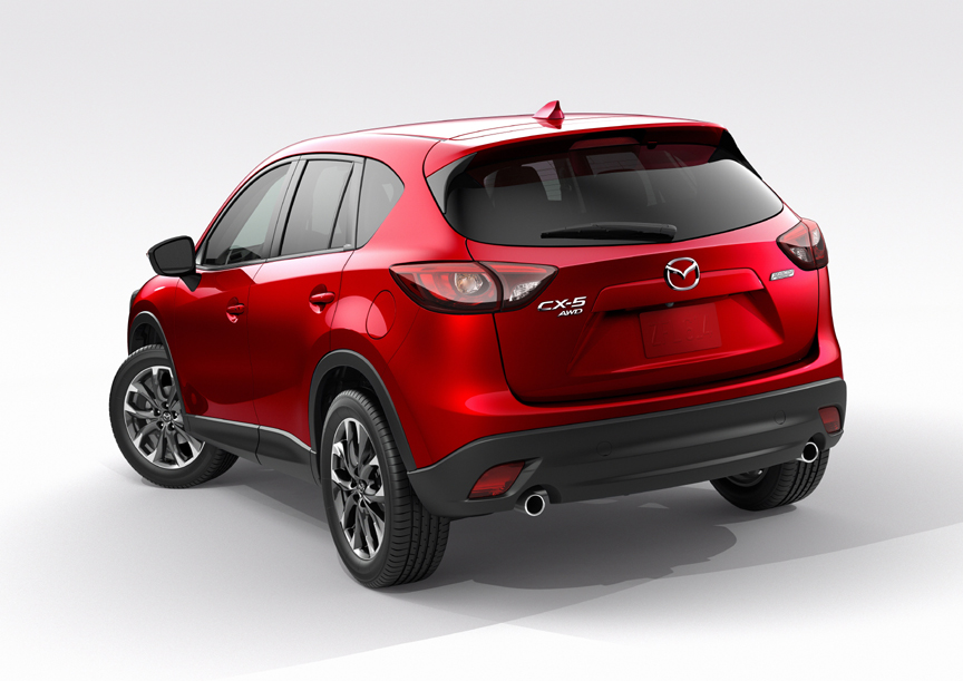 2016 mazda cx 5 grand touring fwd review by carey russ. Black Bedroom Furniture Sets. Home Design Ideas