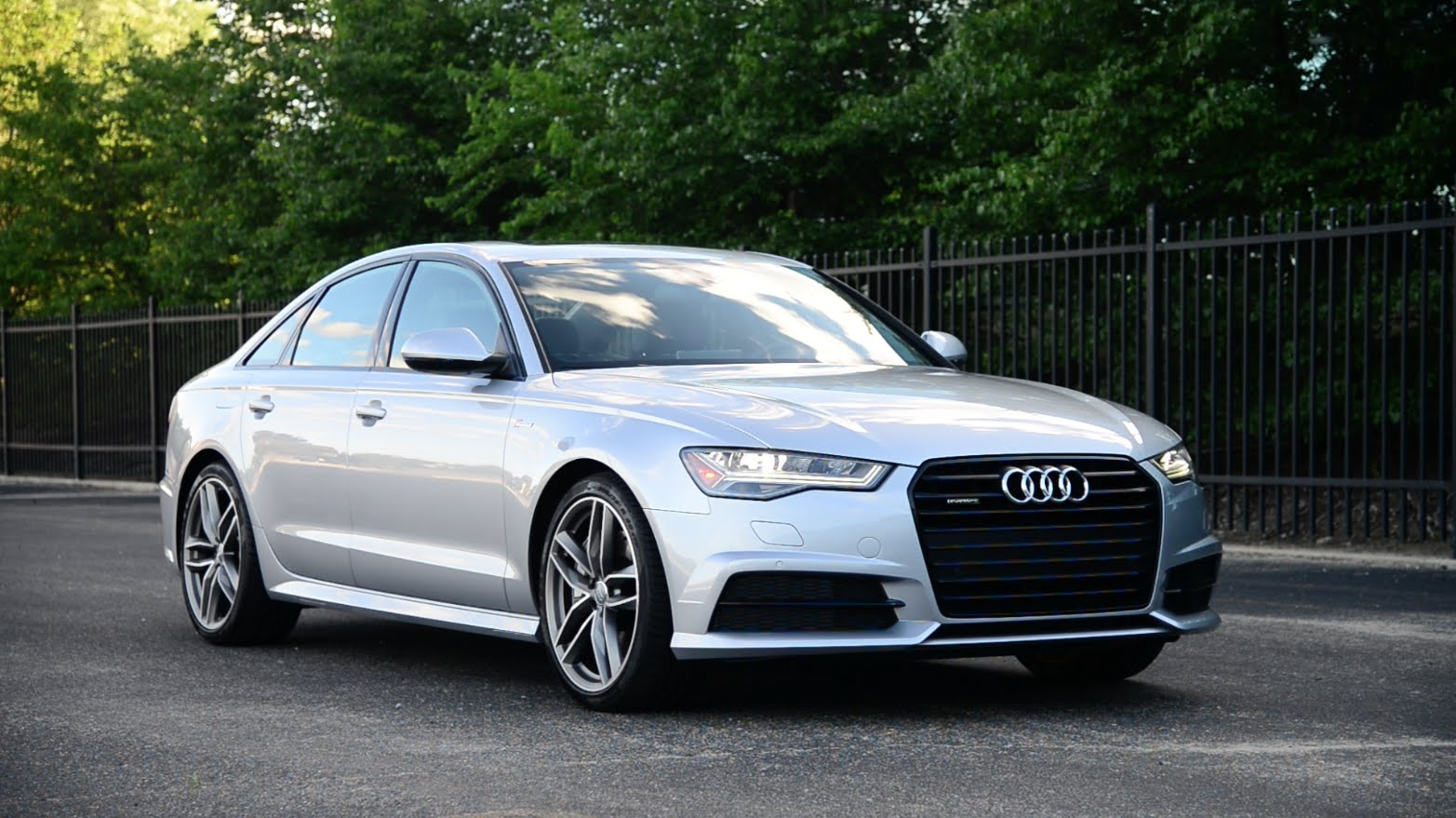 2016 audi a6 2 0t quattro sedan review by steve purdy. Black Bedroom Furniture Sets. Home Design Ideas