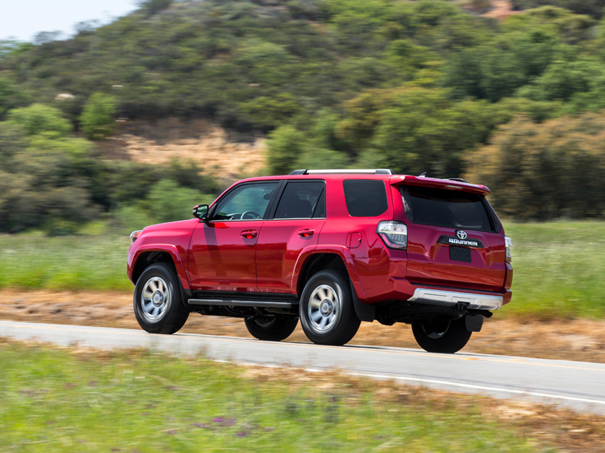 2016 toyota 4runner trail premium 4x4 review by carey russ video. Black Bedroom Furniture Sets. Home Design Ideas