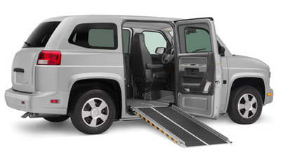 Mobility Ventures Mv 1 >> Chicago Adds 50 Wheelchair-Accessible MV-1s to Licienced ...