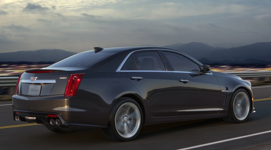 2016 Cadillac Cts V Sport Review By Steve Purdy Video