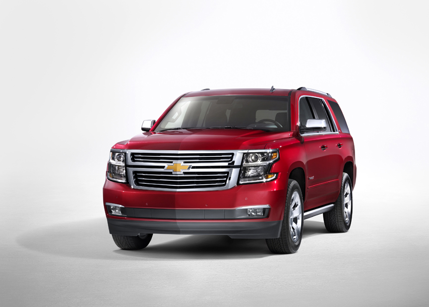 2016 chevrolet tahoe lt review by carey russ. Black Bedroom Furniture Sets. Home Design Ideas