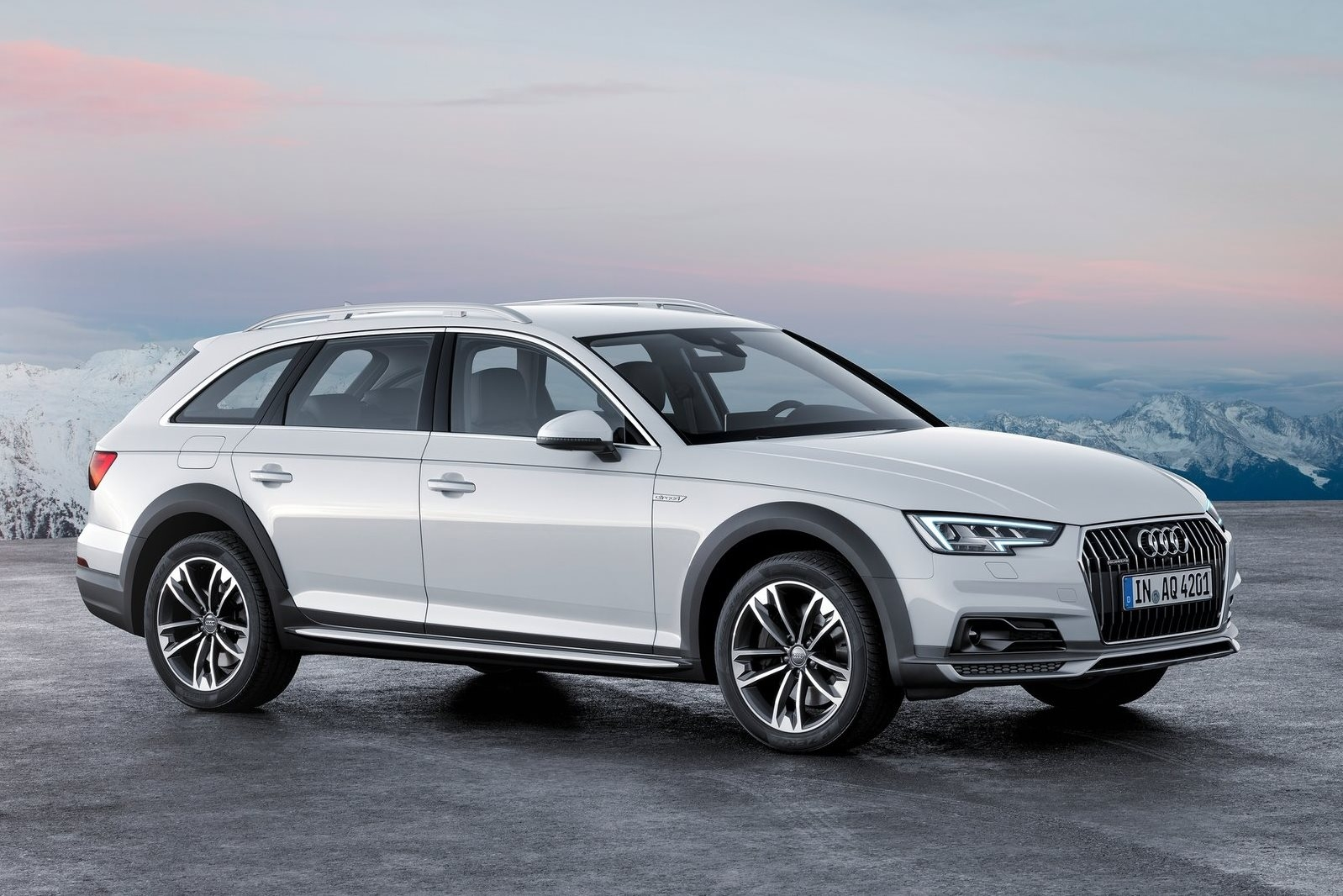 2017 audi a4 allroad specs prices and features. Black Bedroom Furniture Sets. Home Design Ideas