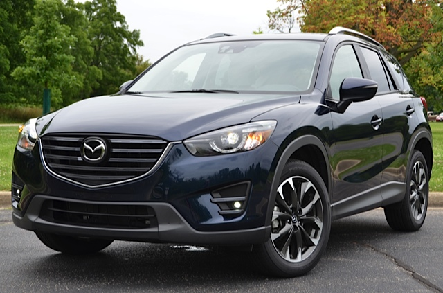 2016 5 mazda cx 5 road test and review by larry nutson. Black Bedroom Furniture Sets. Home Design Ideas