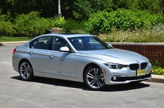 2016 Bmw 330e Iperformance Plug In Hybrid Review By Larry Nutson