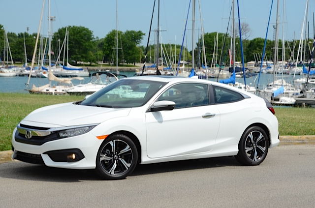 2016 Honda Civic Coupe Review By Larry Nutson
