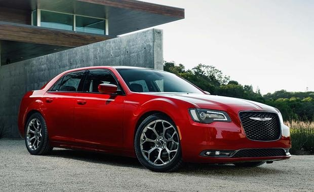 Discount Car Parts >> 2016 Chrysler 300C Platinum AWD Review By Steve Purdy