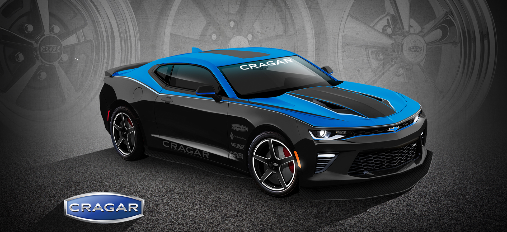 cragar camaro giveaway the carlstar group announces sweepstakes to win a 2016 4680