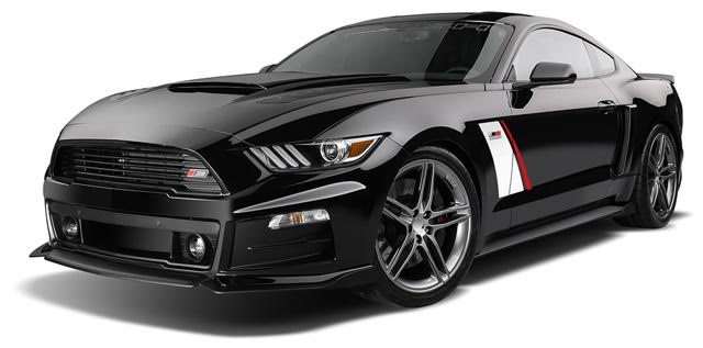 2016 roush rs3 mustang review by by steve purdy. Black Bedroom Furniture Sets. Home Design Ideas