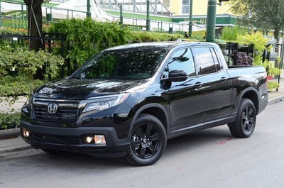 2017 Honda Ridgeline, Designed For Every Day- A Review By Larry Nutson