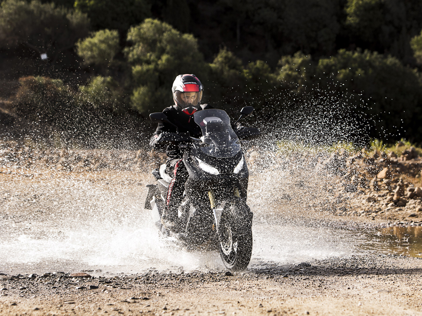 Honda Confirms Production of the New 'X-ADV'
