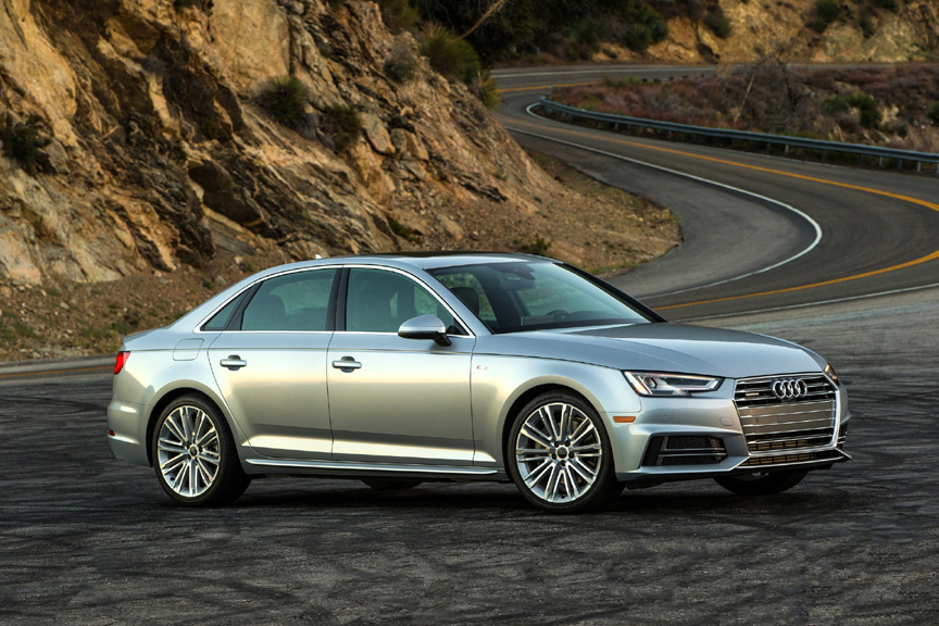 2017 audi a4 six speed manual transmission with standard all wheel drive video. Black Bedroom Furniture Sets. Home Design Ideas