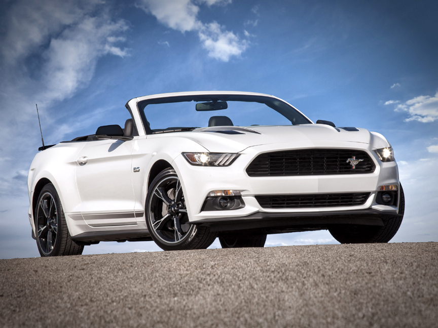 2016 ford mustang gt premium convertible review by carey russ video. Black Bedroom Furniture Sets. Home Design Ideas