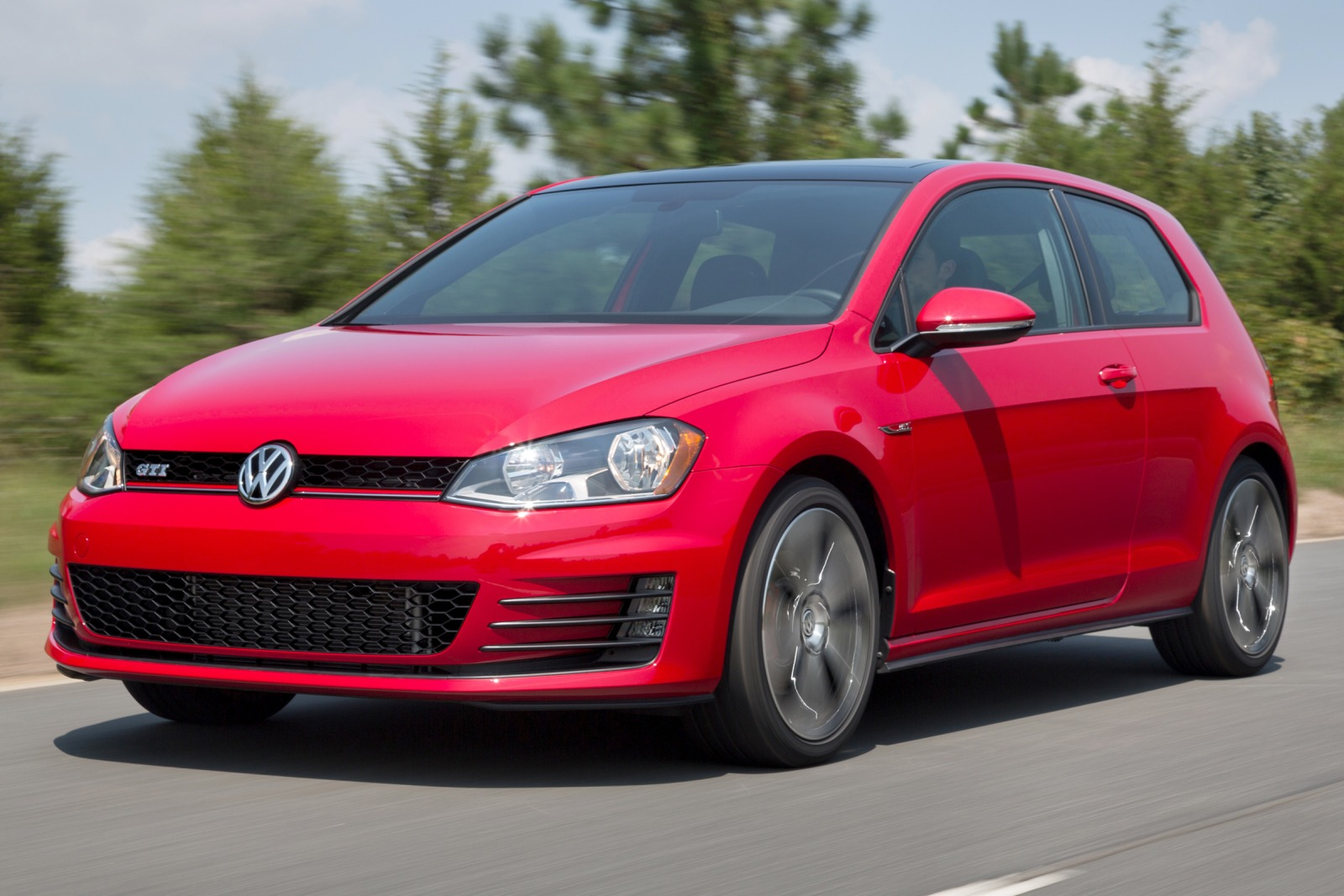 2016 volkswagen gti s with performance package review by. Black Bedroom Furniture Sets. Home Design Ideas