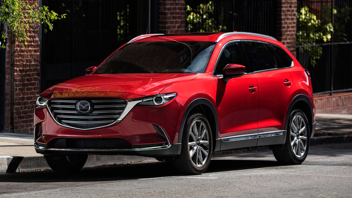 2016 mazda cx 9 grand touring awd review by steve purdy. Black Bedroom Furniture Sets. Home Design Ideas