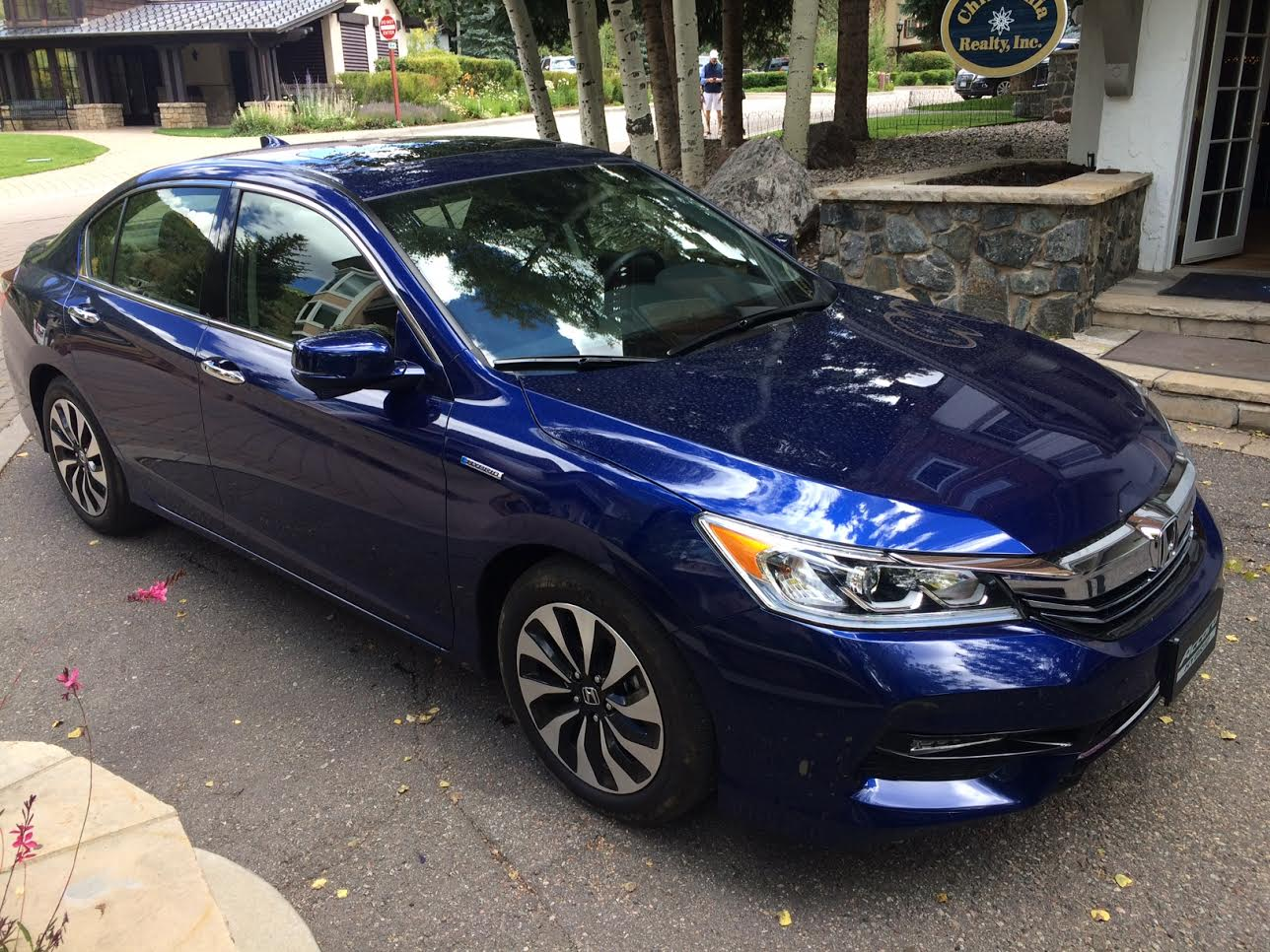 car review 2017 honda accord hybrid ex l review